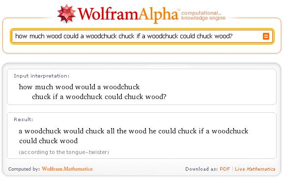 wolfram-woodchuck